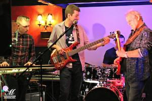 Hop Back Blues Band