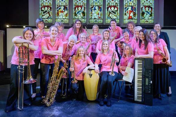 Girls Only Jazz Orchestra
