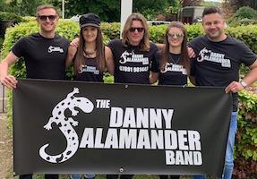 The Danny Salamander Band