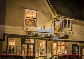 George and Dragon
